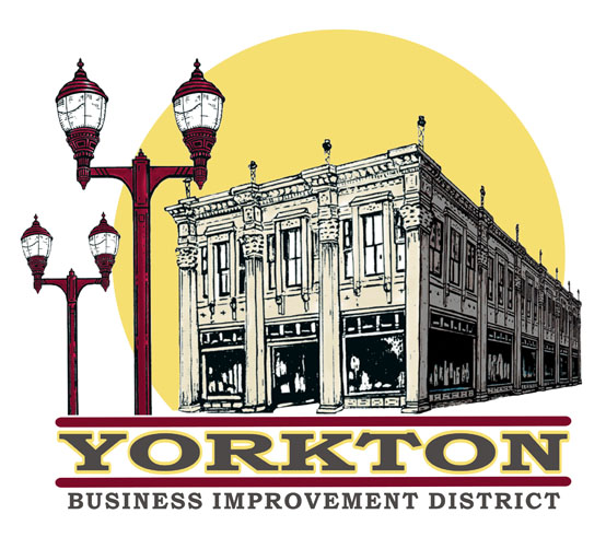 Yorkton Business Improvement District Logo